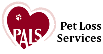 PALS logo - People and Animal Lover's Service, LLC